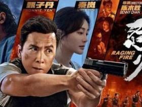 甄子丹谢霆锋主演的《怒火重案》电影在线观看免费完整版